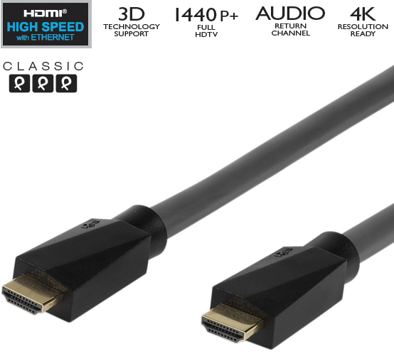 Kabel HDMI 31989 Vivanco - Kable HDMI - HDMI